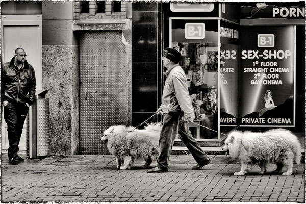Reguliersbreestraat, Amsterdam.