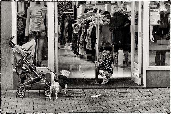 Nieuwendijk, Amsterdam.