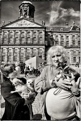 De Dam, Amsterdam.