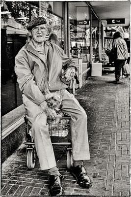 Dappermarkt, Amsterdam.