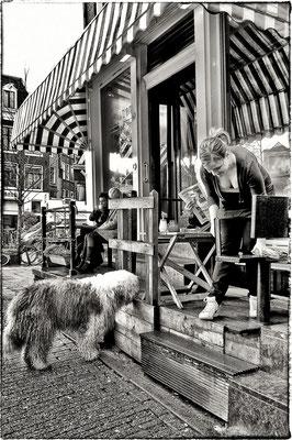 Noordermarkt, Amsterdam.