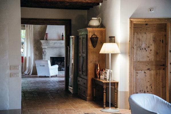 Relais Corte Guastalla - ein antikes & charmantes Landhaus zwischen Verona und Gardasee
