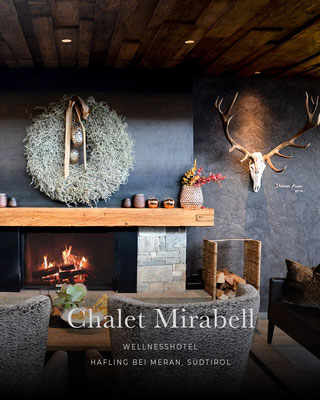 Belvita Leading Wellnesshotels Südtirol: CHALET MIRABELL, Hafling bei Meran