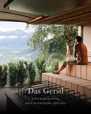 Belvita Leading Wellnesshotels Südtirol: DAS GERSTL, Mals im Vinschgau