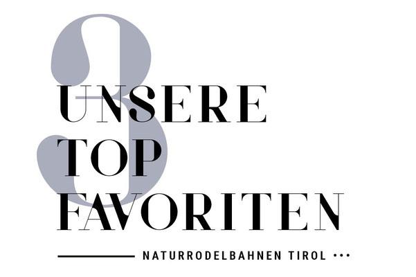 Die schönsten Naturrodelbahnen in Tirol - unser 3 Top Favoriten, #mountainhideaways #rodelbahn #tirol #alpen