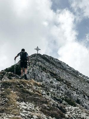 Wanderung auf die Seekarspitze am Achensee - Tirol