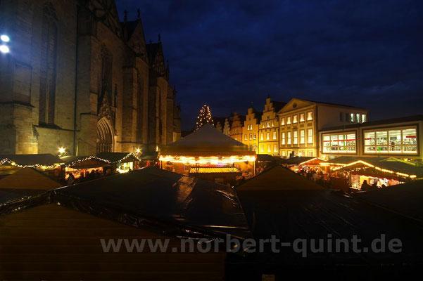 Osnabrück - Weihnachtsmarkt Rathaus