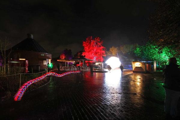 Hamm - Herbstleuchten im Maximilianpark 3
