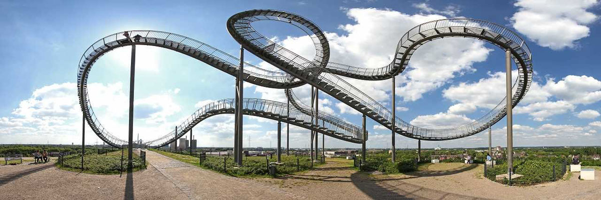 Duisburg - Tiger and Turtle