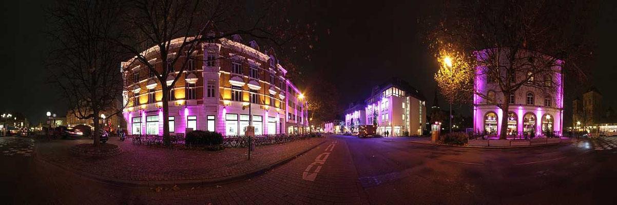 Osnabrück - Weihnachtsleuchten Dielinger Straße