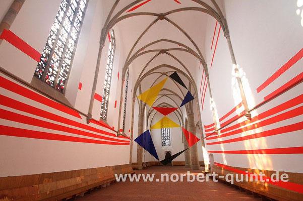 Osnabrück - Dominikanerkirche (Felice Varini)