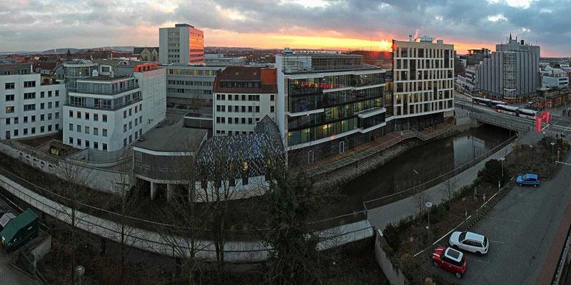Osnabrück - Blick auf das Hasehaus 1