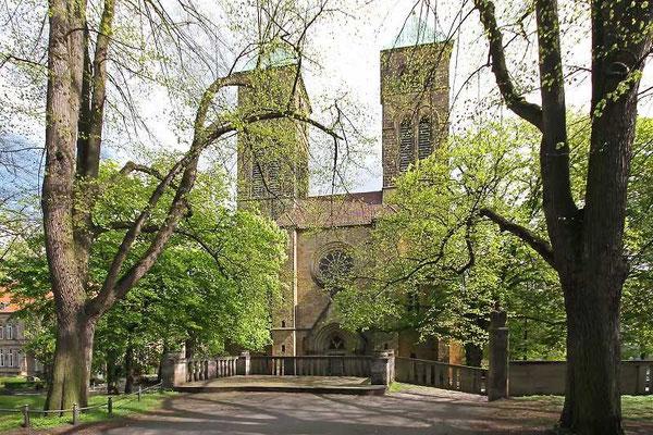 Osnabrück - Herz-Jesu-Kirche