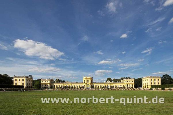 Kassel     Orangerie