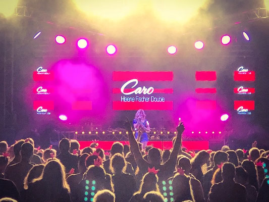 CARO Helene Fischer Double & Tribute Show in Essen