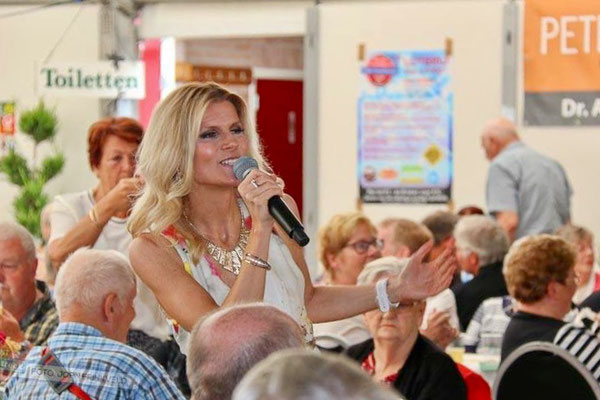 Helene Fischer Double Tribute CARO in Ulft Nederland
