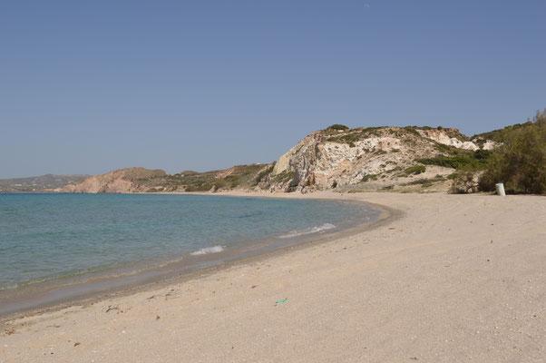 Achivadolimni-Strand