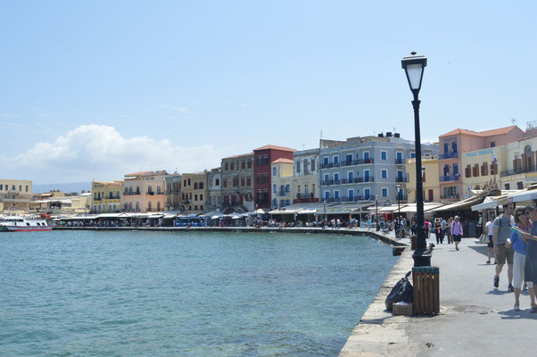 Old town of Chania, Crete