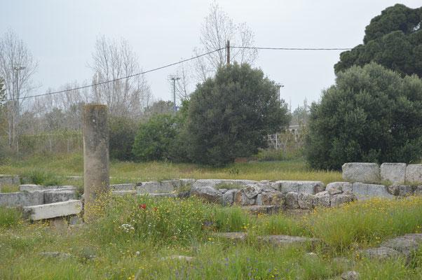 Ausgrabungen in Eretria