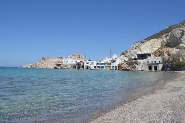 Fyropotamos-Strand