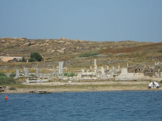 Temple, Delos