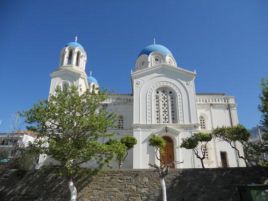 Kirche in Karystos