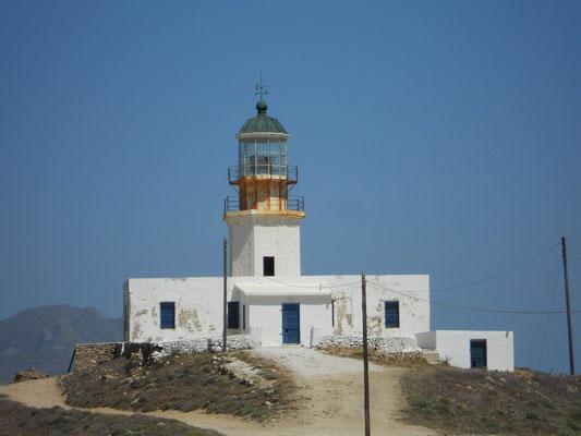 Leuchtturm von Armenistis