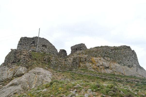 Ruinen des venezianischen Kastells