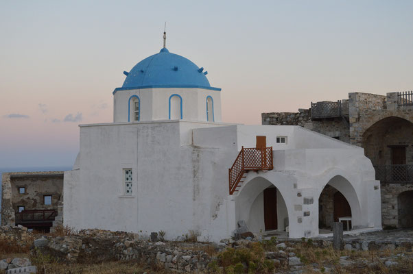Church on Astypalaia