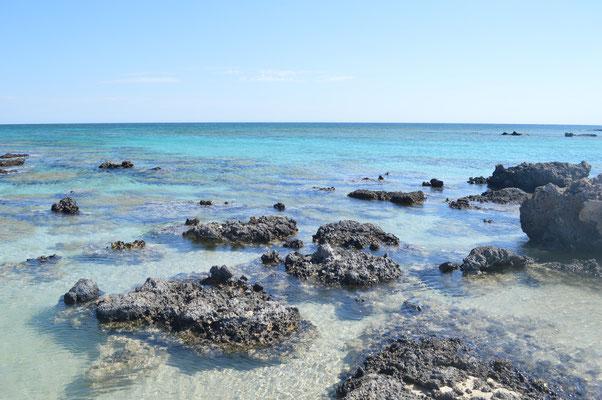 Beach of Elafonisi, Crete