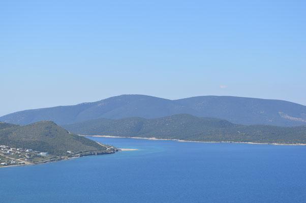 Inselwelt vor Marmari