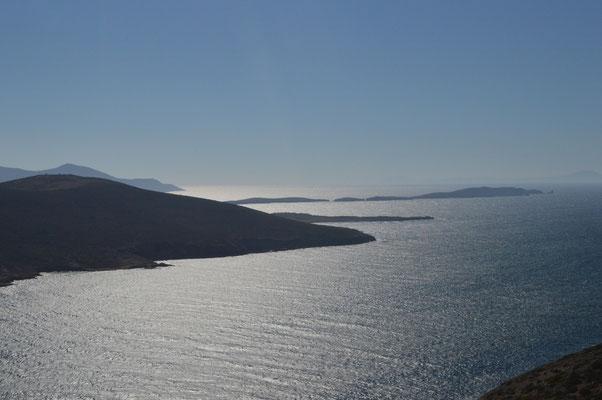 Norden der Insel
