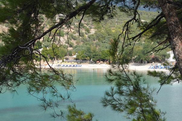 Aliki- Strand