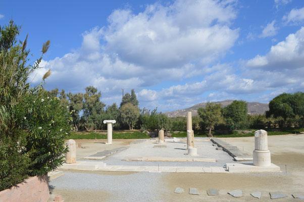 Dionysos-Tempel von Iria