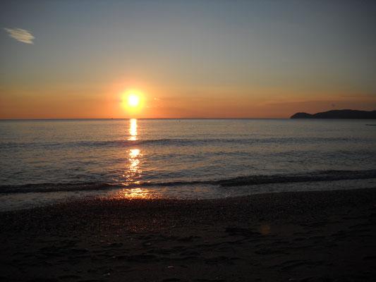 Am Strand von Potos