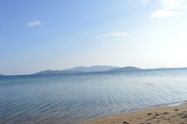 Inselwelt vom Marmaristrand aus