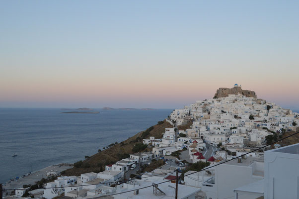 Chora of Astypalaia