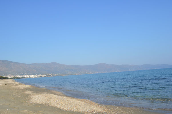 Stadtstrand von Karystos