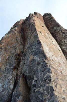 So steil ist Kap Vani