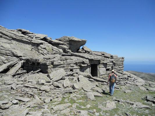 Drachenhaus auf dem Mount Ochi