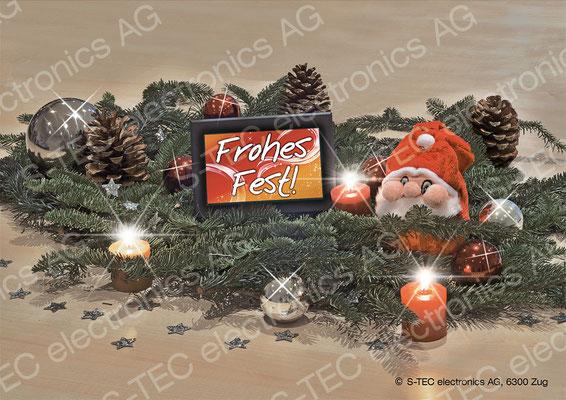 Weihnachtskarte 2011 für unsere Kunden (im Auftrag meines Arbeitgebers)