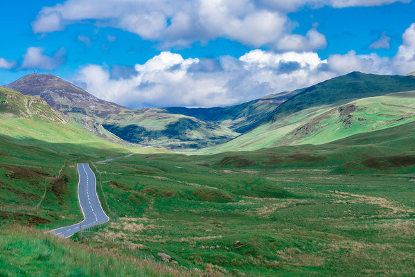 A93 «old military road»