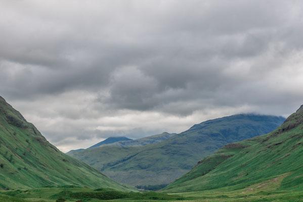Glencoe Skyfall Scene