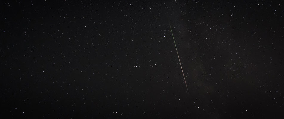 D7000  |  f/2.8  |  9s  |  ISO-3200  |  15mm  |  Perseiden-Meteorit