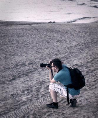 Beach-Shooting in Arenal (ESP)