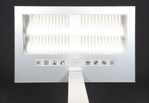 HUD-Symbole für eine LED-Leuchte
