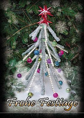 Weihnachtskarte 2012 für unsere Kunden (im Auftrag meines Arbeitgebers)