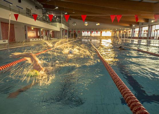 Entrenamiento personal de natación