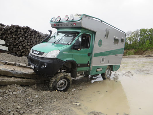 Iveco 4x4 Expeditionsmobil