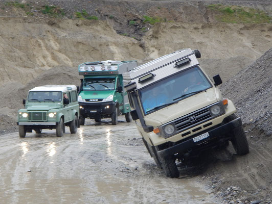 Iveco 4x4 Greenhorn Expeditionsmobil